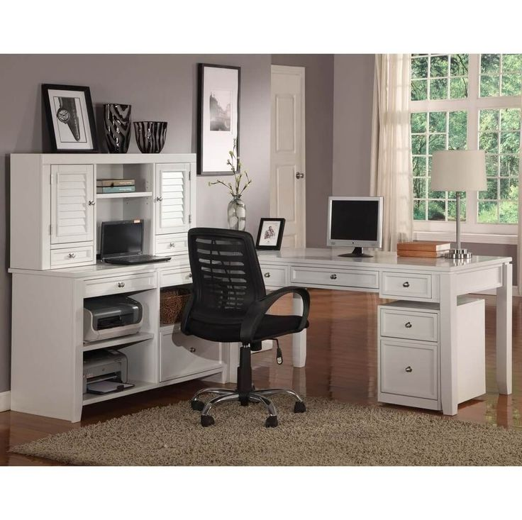 Stunning White Home Office Furniture Sets Best 25 Corner Desk With Hutch Ideas On Pinterest White Desks