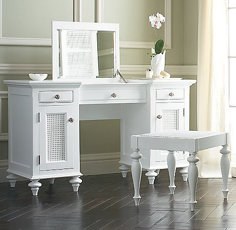 Stunning White Vanity Desk With Mirror Several Ideas Of White Vanity Table For The Bedroom Innonpender