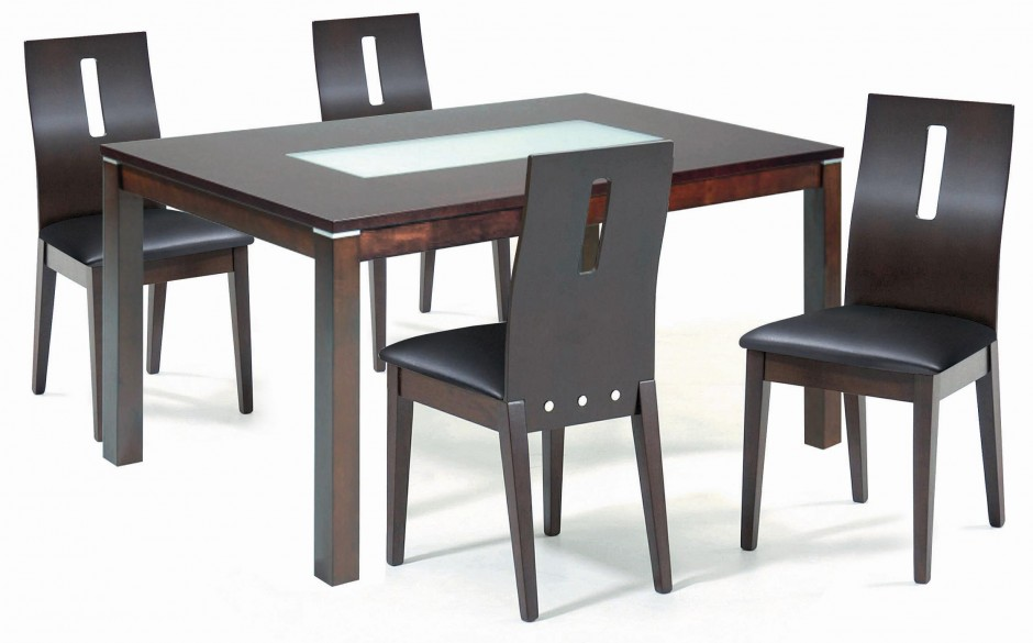 Stunning Wood And Glass Dining Table Designs Glass Top Dining Tables With Wood Base Glass Top Wood Base Dining