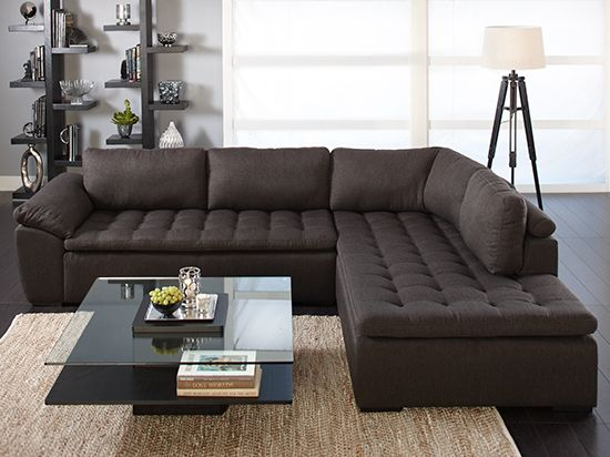 Stylish 5 Seat Sectional Sofa Extra Deep Sectionals Best 25 Deep Sofa Ideas On Pinterest Comfy