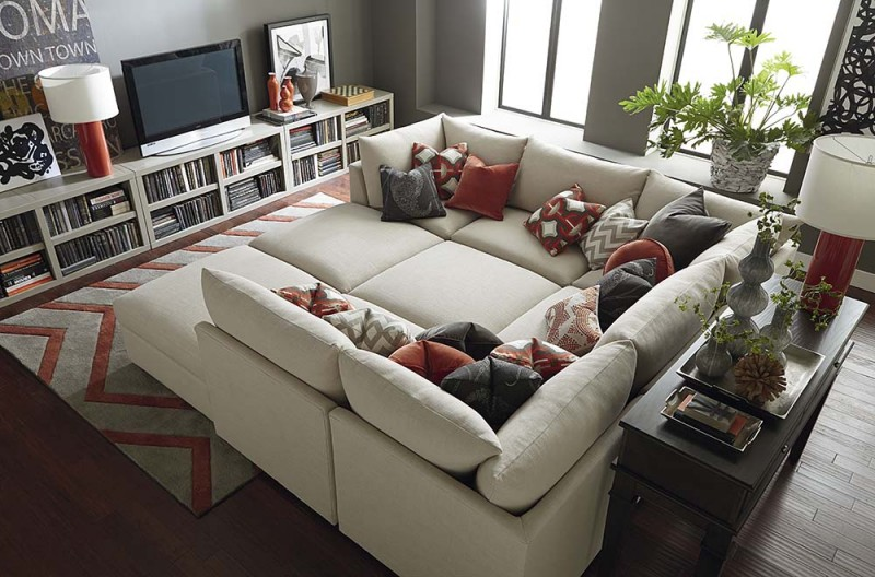 Stylish 7 Person Sectional Sofa 20 Awesome Modular Sectional Sofa Designs