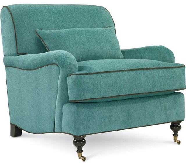 Stylish Accent Chair With Wheels Armchairs Upholstered Upholstered Chairs With Casters French