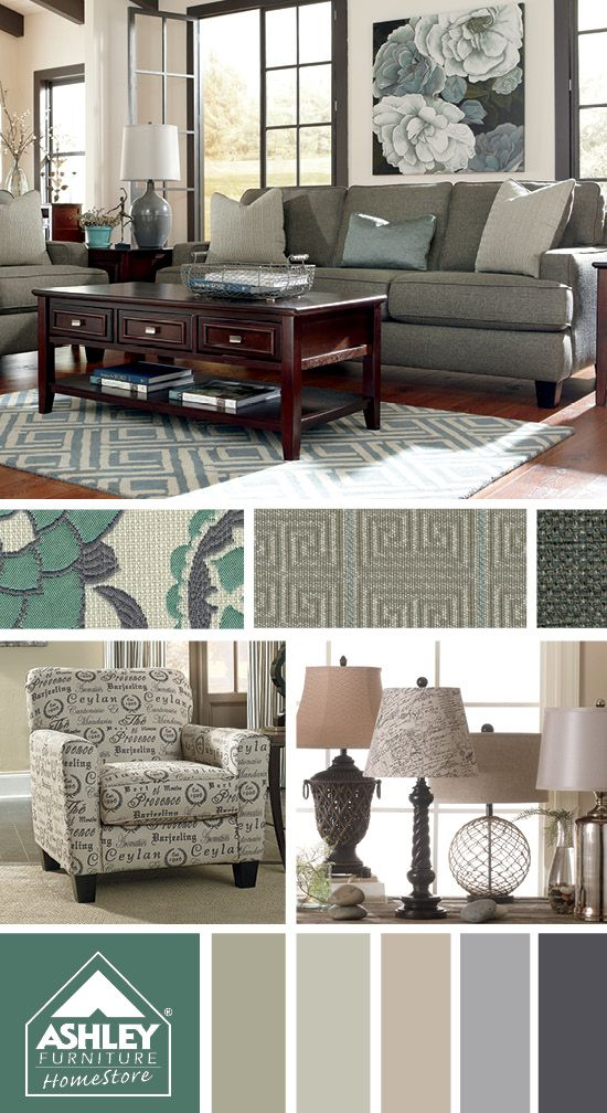 Stylish Ashley Furniture Homestore Living Room Sets 265 Best On Trend Dcor Images On Pinterest Furniture Ideas