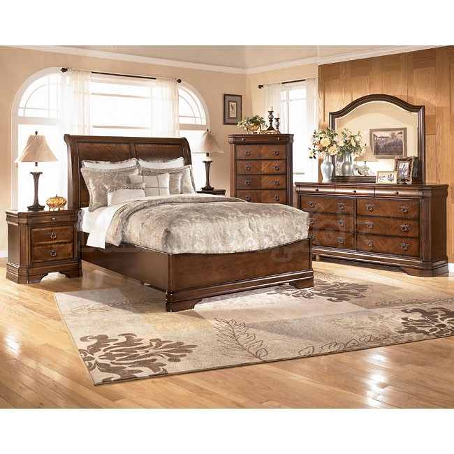 Stylish Ashley King Platform Bed Super Idea Ashley Furniture Full Size Bedroom Sets Bedroom Ideas