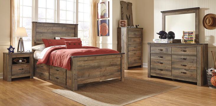 Stylish Ashley Trinell Bedroom Set Ashley Furniture Trinell Bedroom Collection