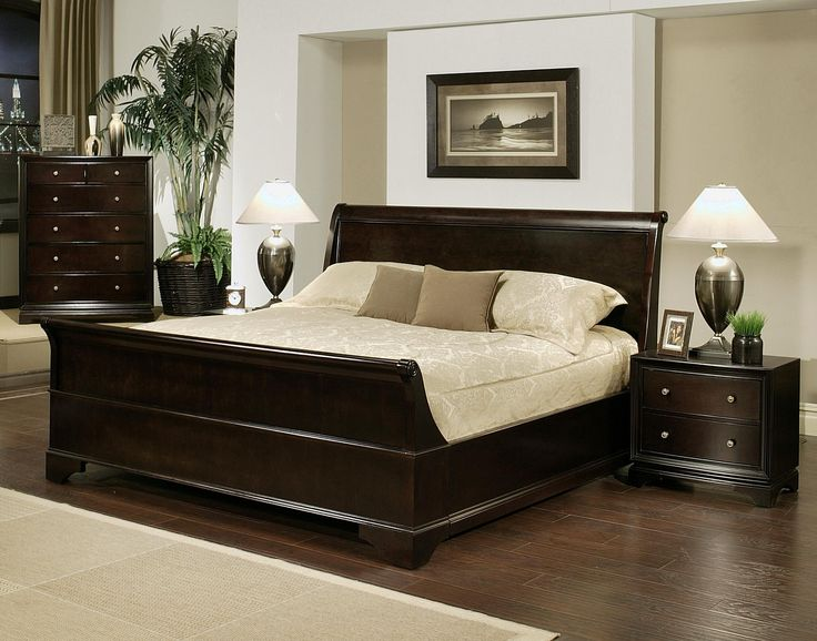 Stylish Bed And Bed Frame Set 7 Best Ons Kamer Images On Pinterest California King Beds