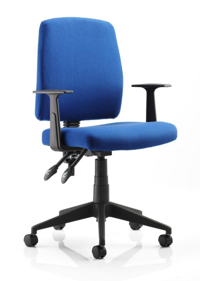 Stylish Blue Office Chair Office Chair Blue