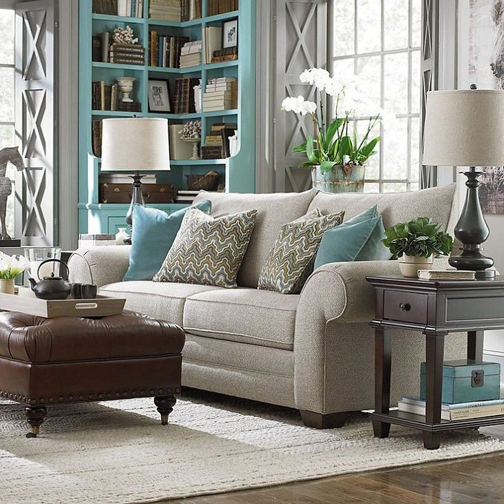 Stylish Brown And Grey Sofa Terrific Brown And Grey Living Room Beige Sofa Square Leater Sofa