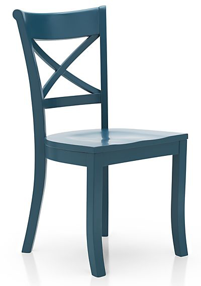 Stylish Colored Wood Dining Chairs Vintner Peacock Wood Dining Chair Everything Turquoise