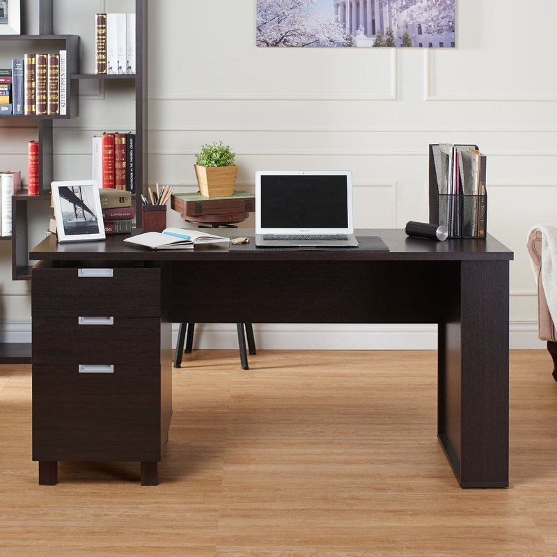 Stylish Computer Cabinet Desk Latitude Run Maxwell File Cabinet Computer Desk Reviews Wayfair