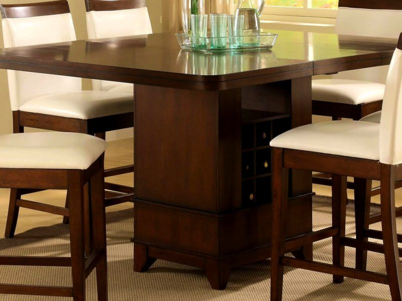 Stylish Counter Height Table Ikea Kitchen Table Counter Height Pub Table Dining Table Chairs 9
