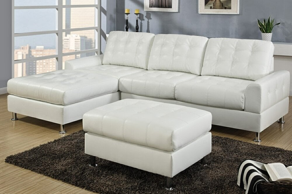 Stylish Cream Leather Chaise Lounge Couch With Chaise Leather Couch With Chaise Lounge