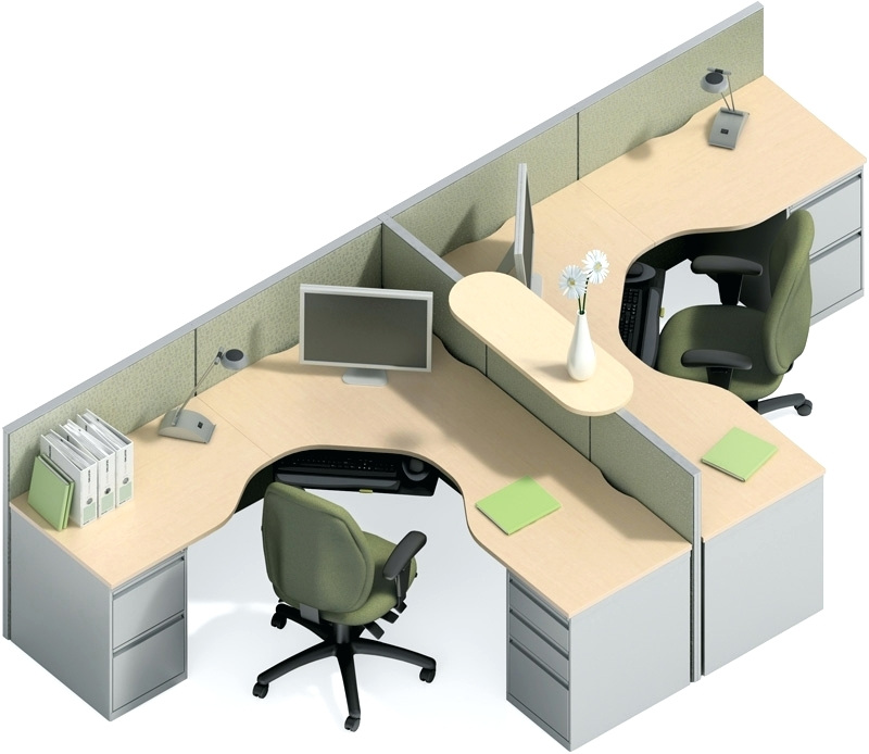Stylish Cubicle Office Furniture Desk Office Cubicle Systems Type Office Furniture Office