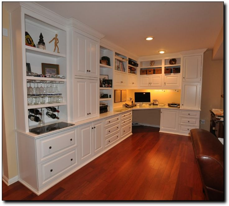 Stylish Custom Built In Desk Ideas Office Built In Desk Designs Built In Cabinets 1089x979 Home