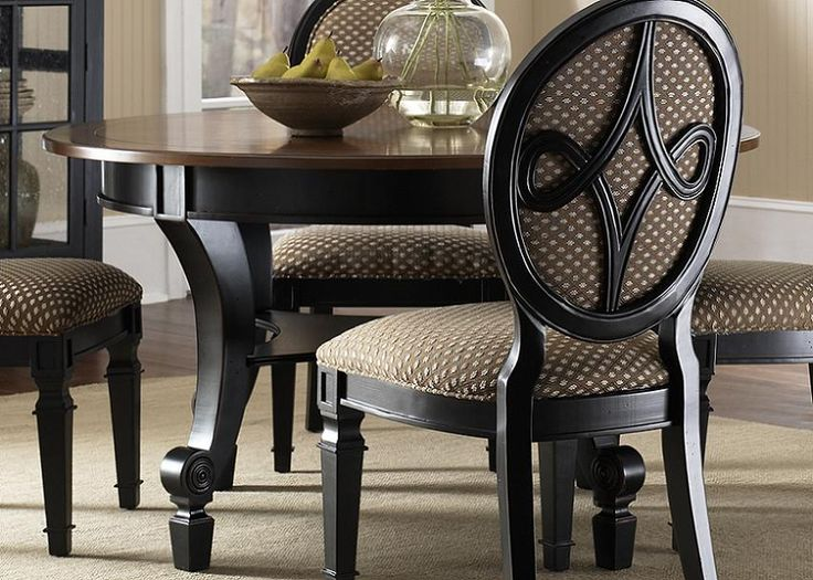 Stylish Dining Room Table Chairs Best 25 Round Dining Room Sets Ideas On Pinterest Round Dining