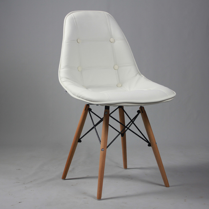 Stylish Eames Style Chair Ikea Eames Chair Simple And Stylish Casual European Style Chairs
