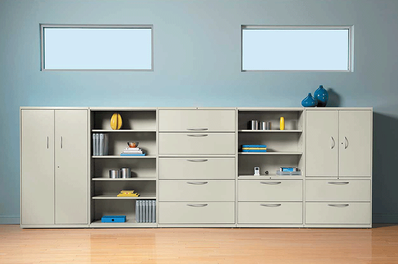 Stylish Filing Shelves Office Furniture Office File Storage Cabinets Office Storage Home Office Storage