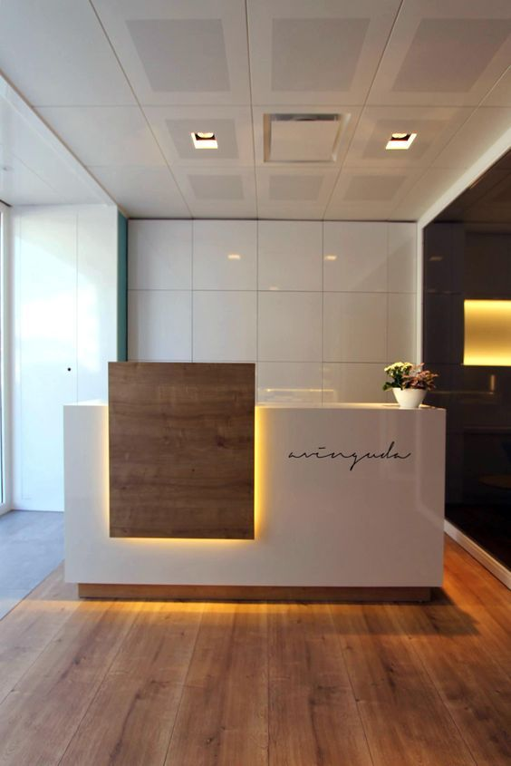Stylish Front Desk Design Best 25 Reception Desks Ideas On Pinterest Reception Counter