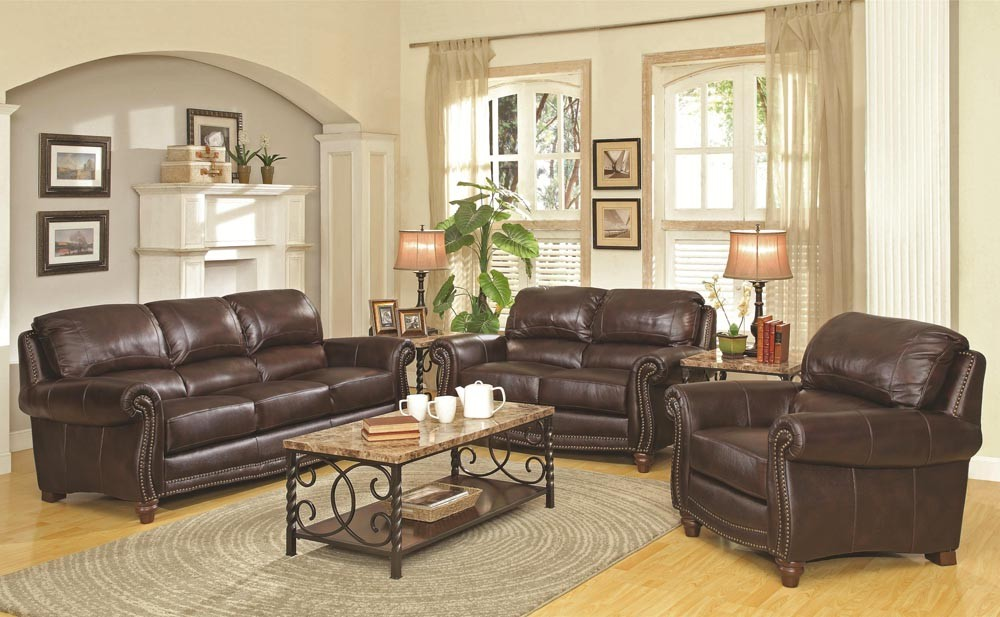 Stylish Genuine Leather Sofa Set Genuine Leather Sofa Collection
