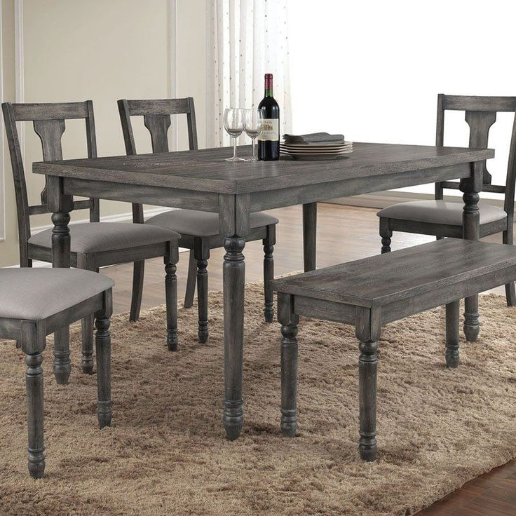 Stylish Gray Dining Chairs Gray Dining Room Furniture For Exemplary Ideas About Gray Dining