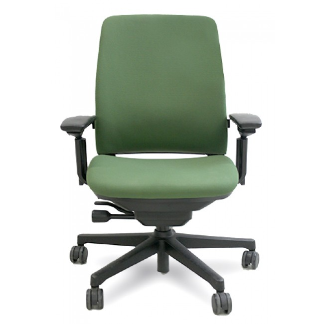 Stylish Green Office Chair Chicago Steelcase Amia Task Chair Green Office Furniture Center