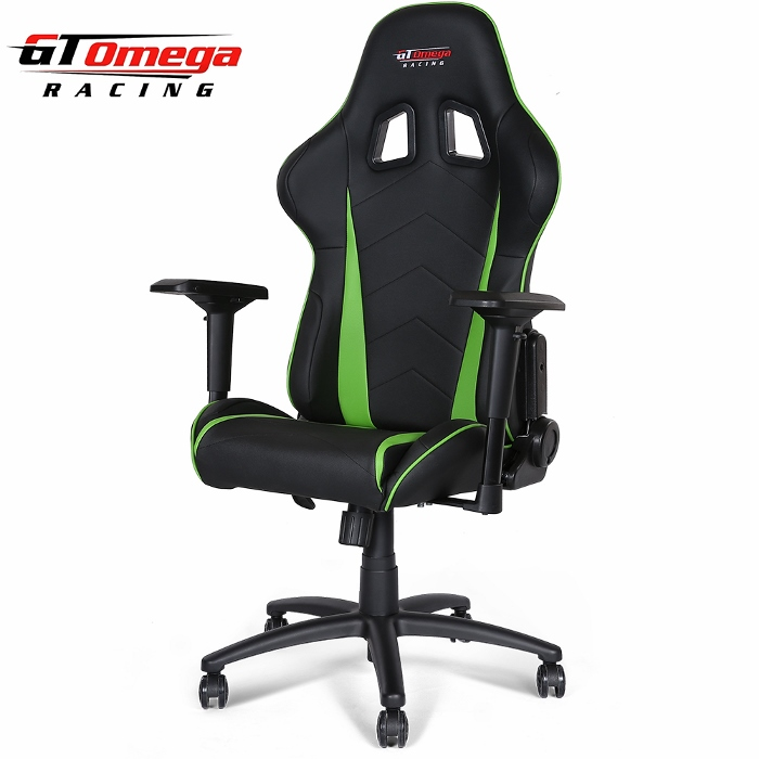 Stylish Green Office Chair Gaming Seats Gt Omega Pro Racing Office Chair Black Next Green