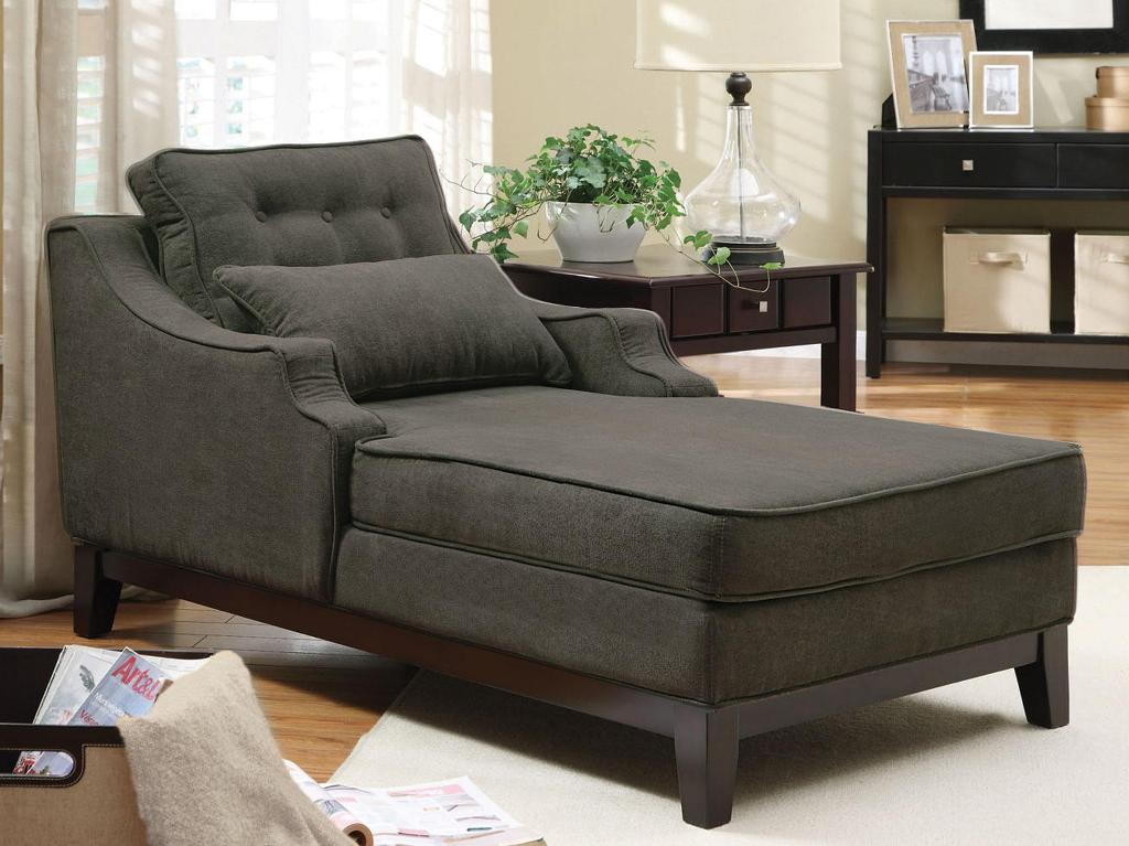 Stylish Grey Leather Chaise Lounge Elegant Chaise Lounge Chairs The Wooden Houses