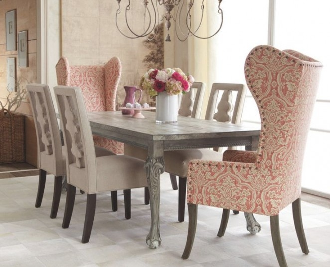 Stylish High Back Dining Room Chairs Classic High Back Dining Room Chairs