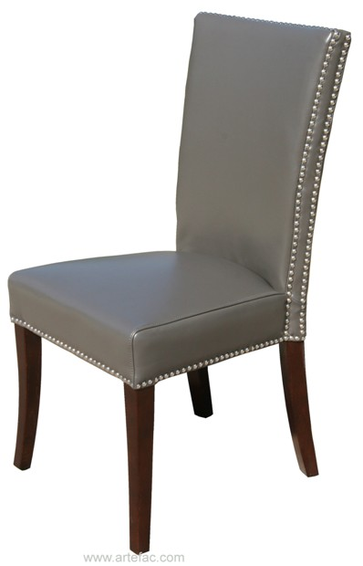 Stylish High Back Leather Dining Chairs Rv 007 Highback Leather Dining Chair