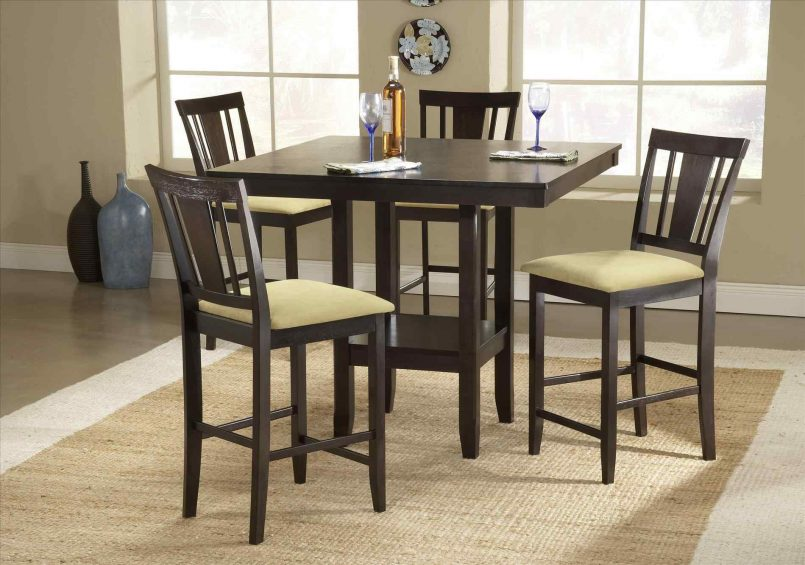 Stylish High Dining Table Ikea Kitchen Table Ikea Dining Table Set Tall Kitchen Table Sets 5