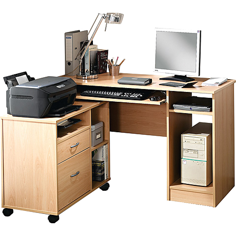 Stylish Home Office Computer Table Hideaway Computer Desk Home Office Furniture Extendable Desk M1680