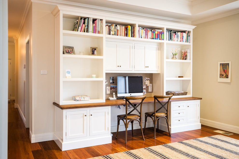 Stylish Home Office Desk And Bookcase Wall Units Awesome Built In Desks And Bookshelves Built In Desks