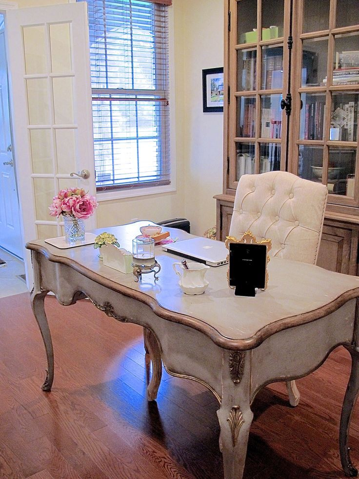 Stylish Home Office Study Desk Best 25 French Desk Ideas On Pinterest Victorian Home Office
