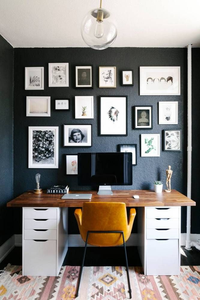 Stylish Home Office Study Desk Best 25 Home Office Desks Ideas On Pinterest Chic Desk Home