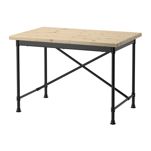 Stylish Ikea Desk Table Kullaberg Desk Pineblack 110x70 Cm Ikea