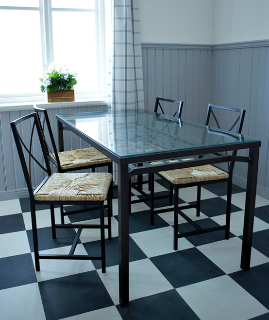 Stylish Ikea Dining Set For Two Cabinets Simple Dining Room Ideas With Dining Table Made Of Iro