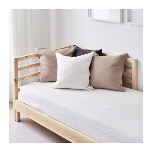 Stylish Ikea Moshult Single Mattress Tarva Day Bed With 2 Mattresses Pinemoshult Firm Ikea