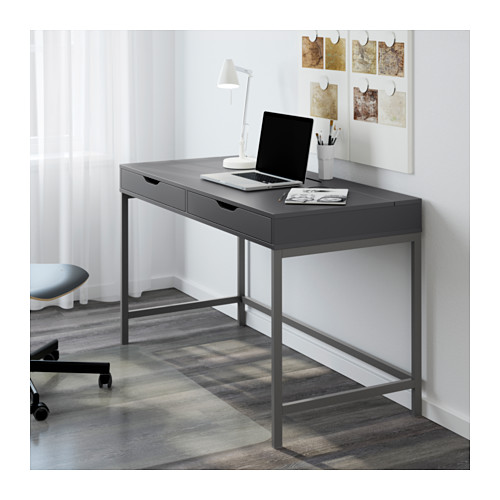 Stylish Ikea Rolling Desk Alex Desk White Ikea