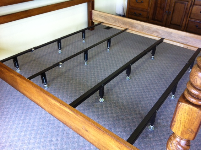 Stylish King Bed Slats With Center Support Bed Frame Center Supports Steel Bed Slats