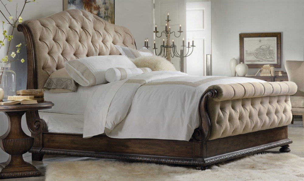 Stylish King Size Bed Headboard And Footboard Sleigh King Size Bed Headboard And Footboard Make King Size Bed