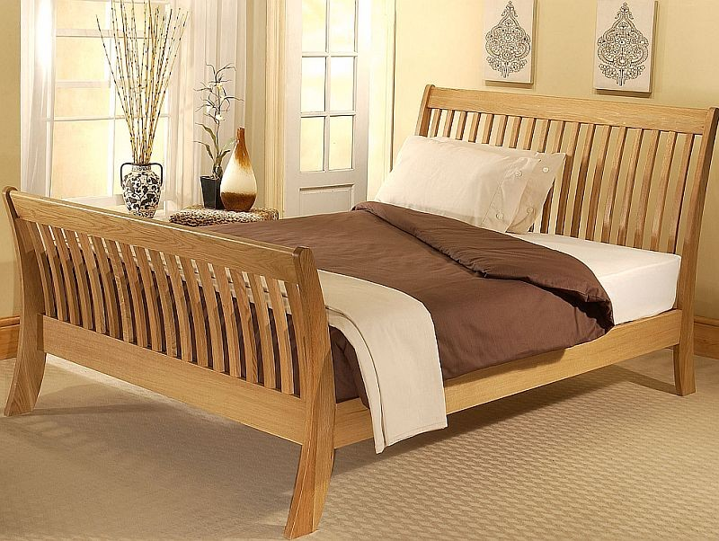 Stylish King Size Sleigh Bed Frame Bedroom Wonderful Stylish Super King Size Sleigh Bed With