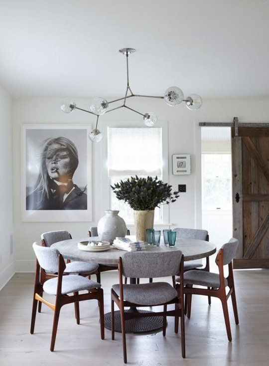 Stylish Large Modern Dining Room Tables Best 25 Dining Table Chairs Ideas On Pinterest Eclectic Dining