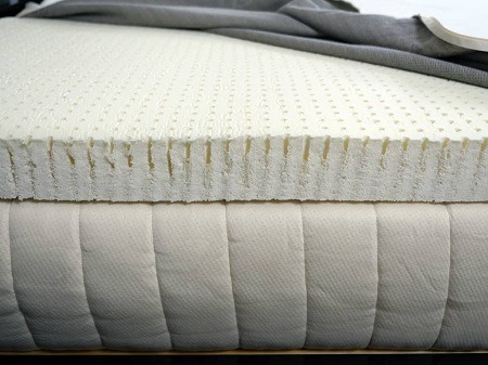 Stylish Latex Mattress Topper Reviews Sleep On Latex Mattress Topper Review Topmattresspad