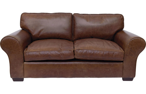 Stylish Laura Ashley Leather Sofa Made To Order Furniture Laura Ashley