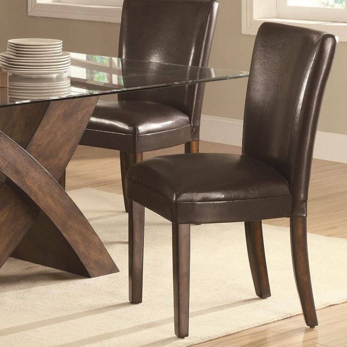 Stylish Leather Covered Dining Chairs Dining Table Chair Seat Covers Large And Beautiful Photos Photo