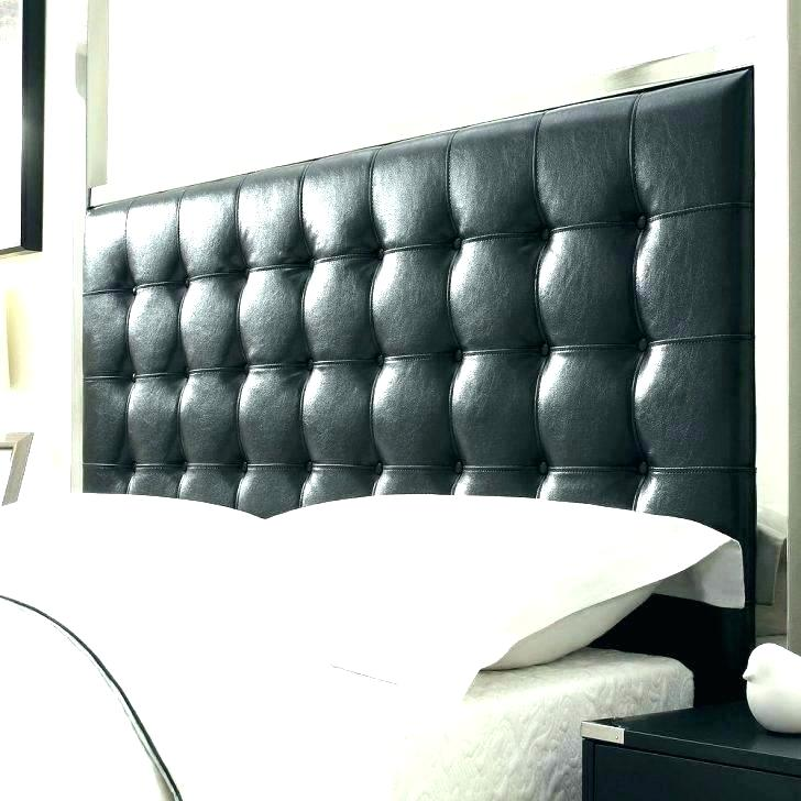 Stylish Leather Headboard Queen Bedroom Set Black Leather Headboard Leather Headboard Bedroom Set Leather King