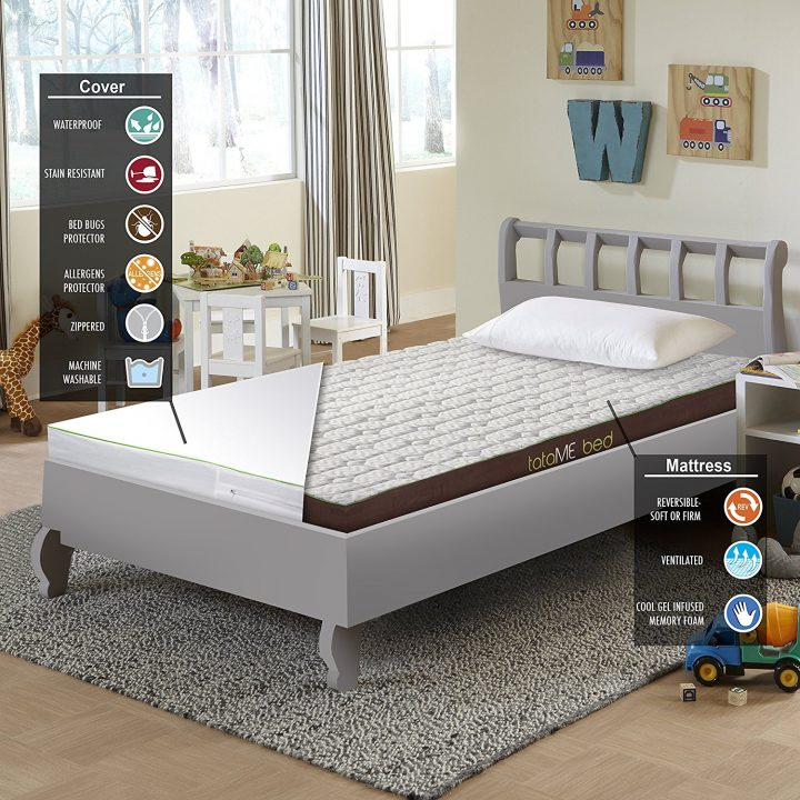 Stylish Low Profile Mattress Foundation King Bed Frames Memory Foam Foundation Low Profile Box Spring King