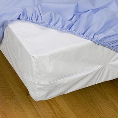 Stylish Mattress Pad And Cover Economy Allergy Mattress Covers Zippered Mattress Covers