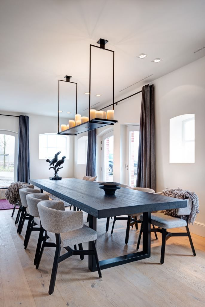 Stylish Modern Design Dining Table Best 25 Dining Room Modern Ideas On Pinterest Modern Dining