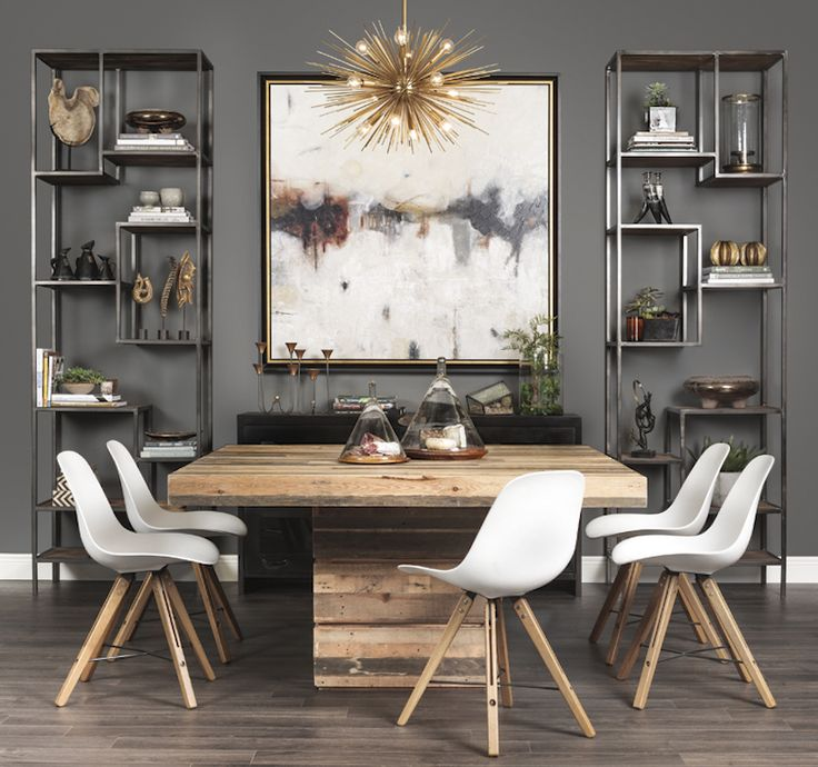 Stylish Modern Square Dining Table Best 25 Square Dining Tables Ideas On Pinterest Square Dining